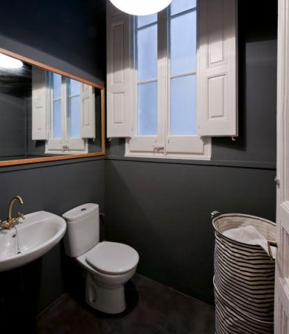卫生间洗漱台混搭风格装修图片