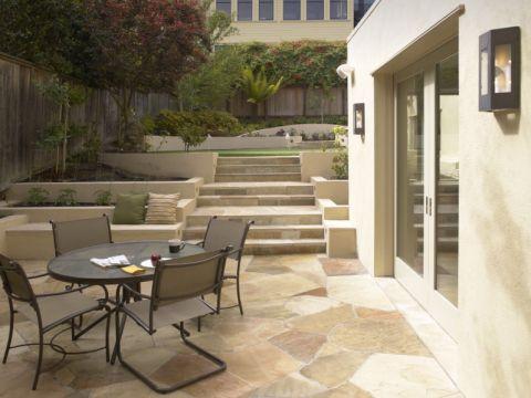 阳台地砖美式风格装修效果图
