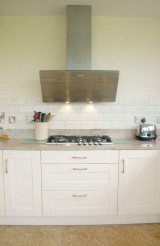 精品白色厨房装修图片