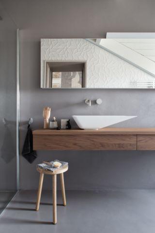 浴室北欧风格效果图大全2017图片_土拨鼠豪华舒适浴室北欧风格装修设计效果图欣赏