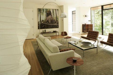客厅现代风格效果图大全2017图片_土拨鼠古朴雅致客厅现代风格装修设计效果图欣赏