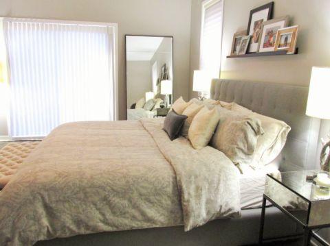 卧室现代风格效果图大全2017图片_土拨鼠休闲个性卧室现代风格装修设计效果图欣赏