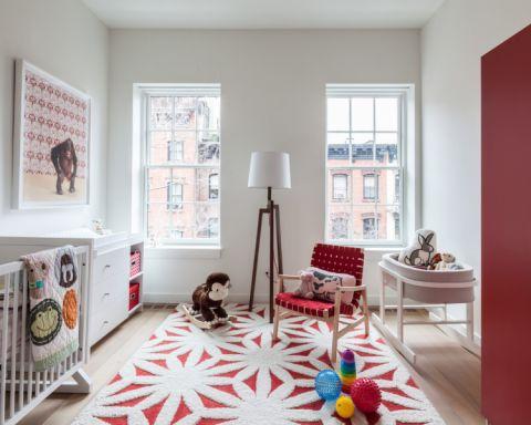 儿童房现代风格效果图大全2017图片_土拨鼠时尚质感儿童房现代风格装修设计效果图欣赏