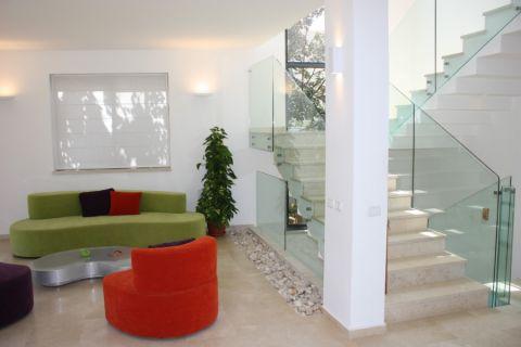 楼梯现代风格效果图大全2017图片_土拨鼠豪华沉稳楼梯现代风格装修设计效果图欣赏