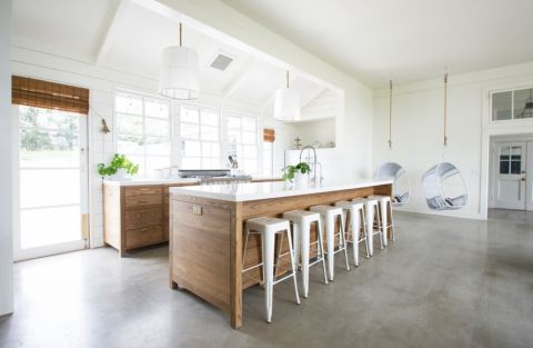 厨房北欧风格效果图大全2017图片