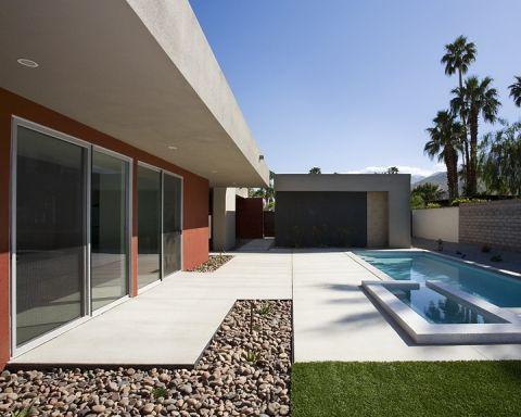 设计精巧花园现代设计图欣赏