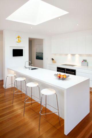 厨房现代风格效果图大全2017图片_土拨鼠豪华奢华厨房现代风格装修设计效果图欣赏
