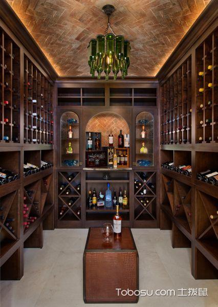 2020地中海設計圖片 2020地中海酒窖裝飾設計