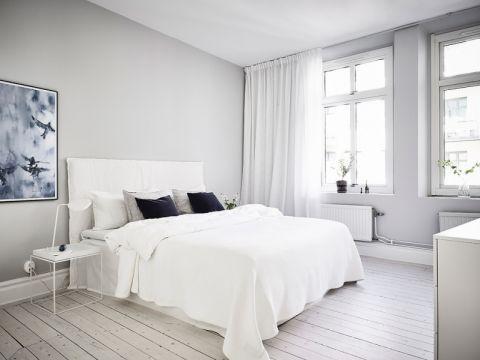 卧室北欧风格效果图大全2017图片_土拨鼠奢华奢华卧室北欧风格装修设计效果图欣赏
