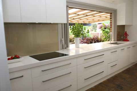 厨房现代风格效果图大全2017图片_土拨鼠温馨温馨厨房现代风格装修设计效果图欣赏