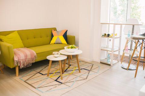 2019北欧60平米装修效果图片 2019北欧二居室装修设计
