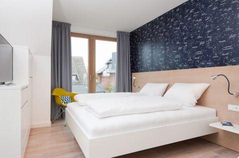 卧室北欧风格效果图大全2017图片_土拨鼠典雅纯净卧室北欧风格装修设计效果图欣赏