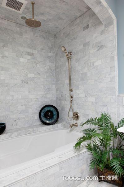 2021美式90平米效果图 2021美式别墅装饰设计