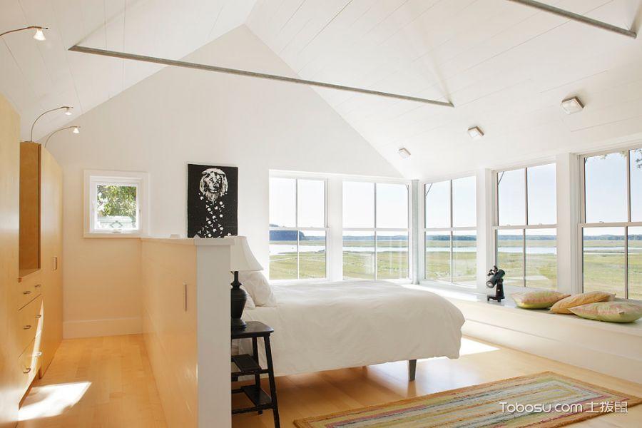 2019现代30平米效果图 2019现代三居室装修设计图片