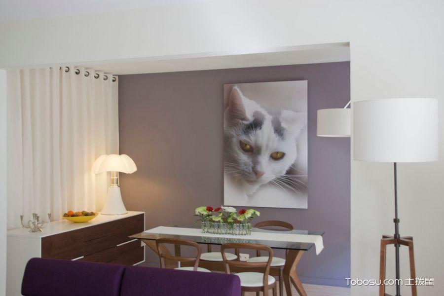 客厅混搭风格效果图大全2017图片_土拨鼠休闲清新客厅混搭风格装修设计效果图欣赏
