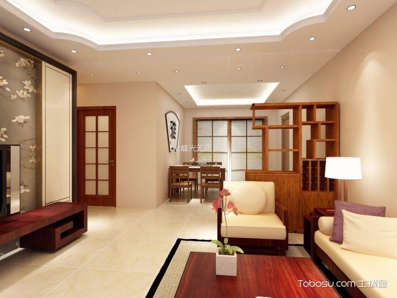 2019古典110平米装修图片 2019古典二居室装修设计