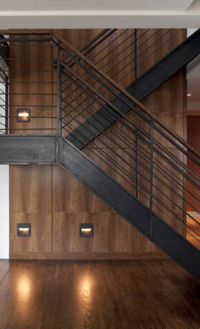 楼梯现代风格效果图大全2017图片_土拨鼠美好纯净楼梯现代风格装修设计效果图欣赏