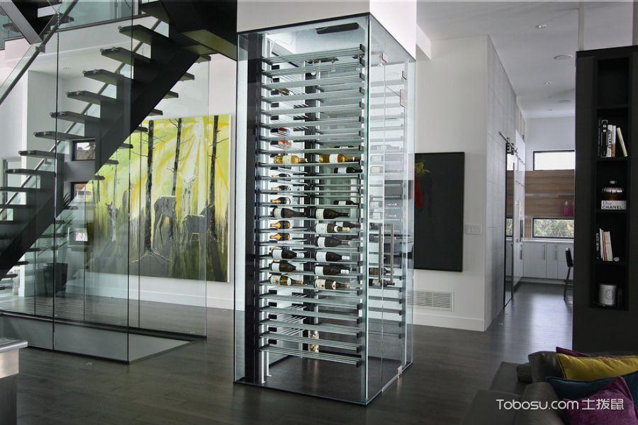 2018现代设计图片 2018现代酒窖装饰设计