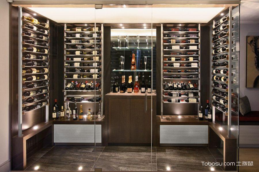 2020現代設計圖片 2020現代酒窖裝飾設計