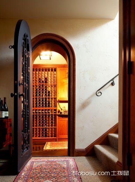 2019地中海设计图片 2019地中海酒窖装饰设计