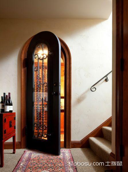 2020地中海设计图片 2020地中海酒窖装饰设计