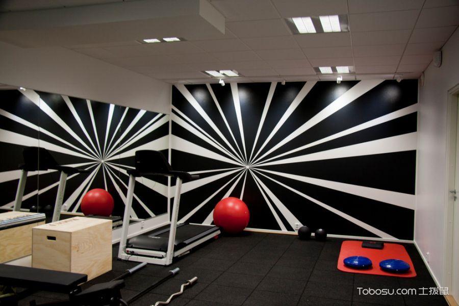 2020现代设计图片 2020现代健身房图片