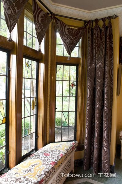 客厅美式风格效果图大全2017图片_土拨鼠完美摩登客厅美式风格装修设计效果图欣赏