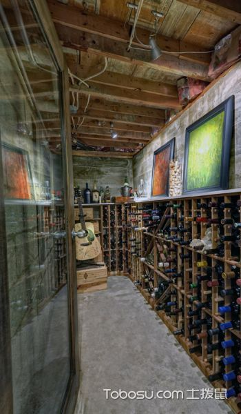 2020混搭地下室效果圖 2020混搭酒窖裝飾設計