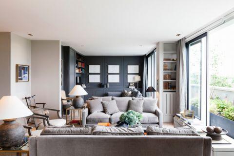 2018现代80平米设计图片 2018现代二居室装修设计