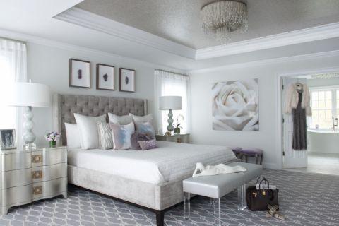 客厅现代风格效果图大全2017图片_土拨鼠温暖雅致客厅现代风格装修设计效果图欣赏