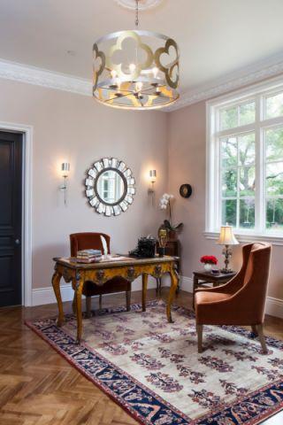 2019美式90平米效果图 2019美式一居室装饰设计