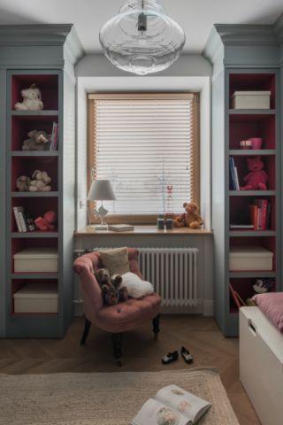 儿童房混搭风格效果图