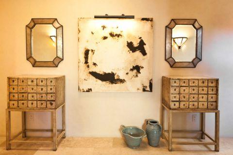 走廊地中海风格装修图片