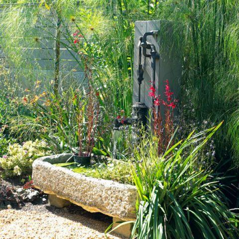 花园地中海风格装修效果图