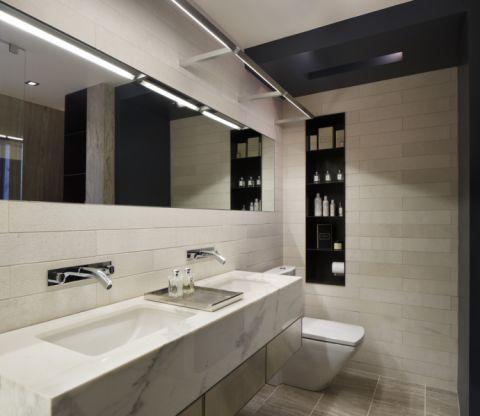 116平米公寓现代风格装修图片
