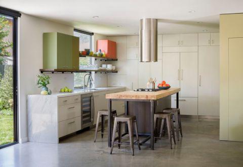 三居室172平米现代风格装修图片