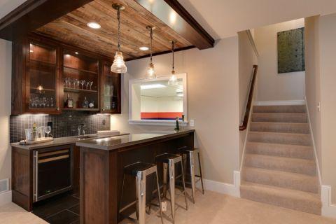 四居室300平米美式风格装修图片