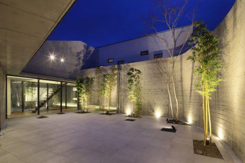 阳台推拉门现代风格装修效果图