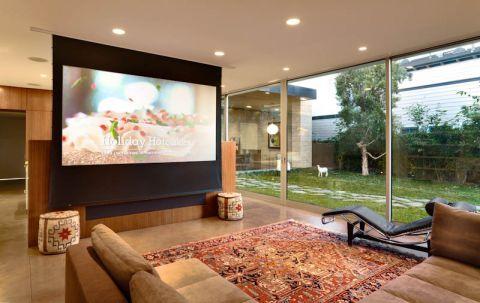 二居室85平米现代风格装修图片