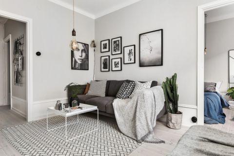 2019混搭90平米装饰设计 2019混搭一居室装饰设计