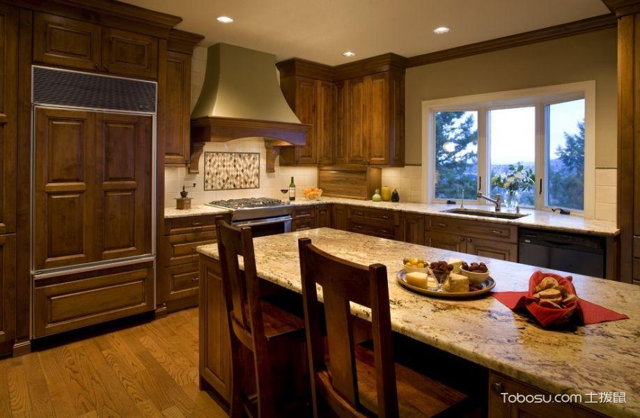 2021美式110平米装修设计 2021美式别墅装饰设计