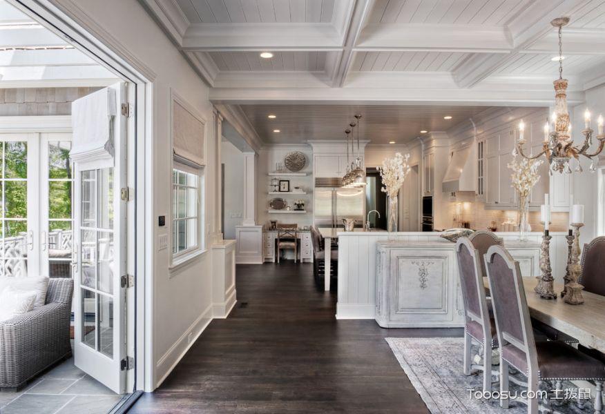 客厅美式风格效果图大全2017图片_土拨鼠现代奢华客厅美式风格装修设计效果图欣赏