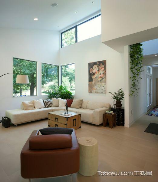 60~80m²/现代/别墅装修设计