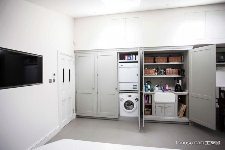 卫生间现代风格效果图大全2017图片_土拨鼠奢华纯净卫生间现代风格装修设计效果图欣赏