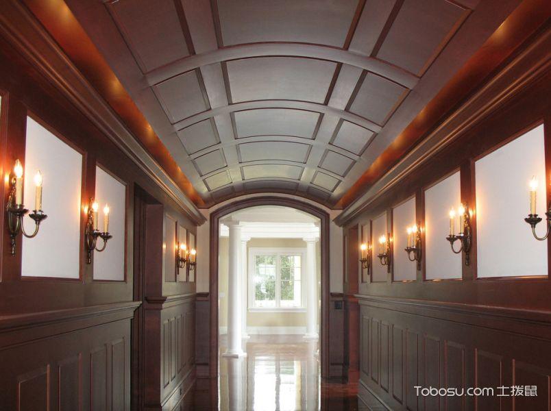 2020美式70平米设计图片 2020美式别墅装饰设计