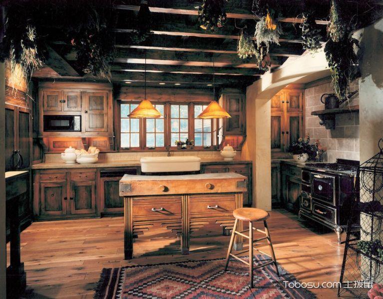 60m²以下/地中海/四居室装修设计