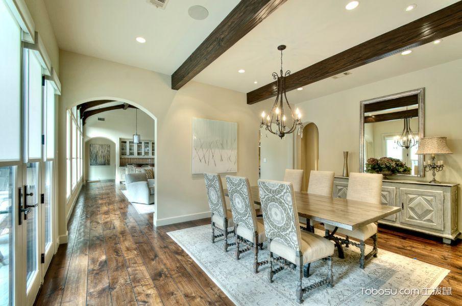 100~120m²/地中海/二居室装修设计