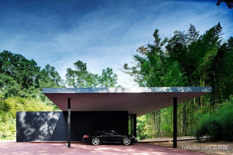 2020現代車庫裝修圖片 2020現代背景墻圖片
