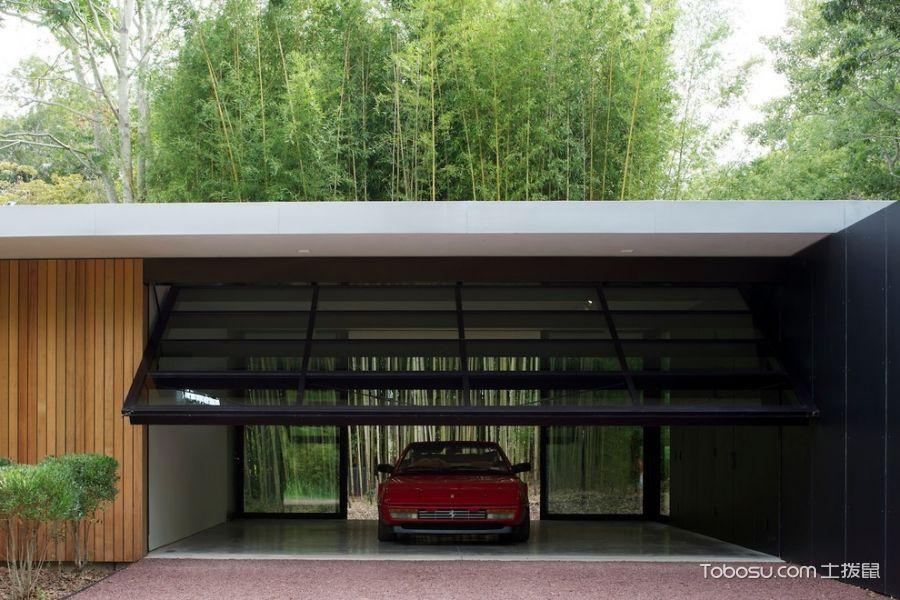 2020现代车库装修图片 2020现代背景墙装饰设计