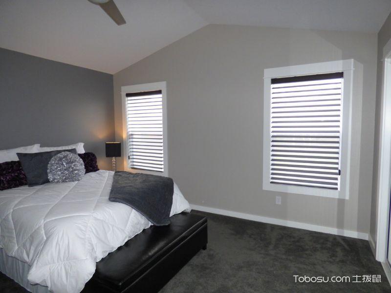 卧室彩色地砖现代风格效果图